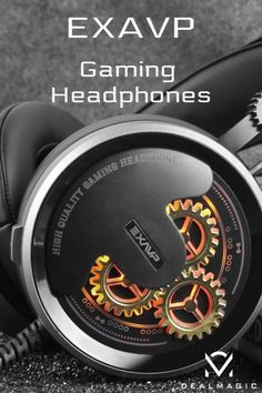 Exavp Specifications: 50 mm driver Speaker impedance 32 Ω Power 25 mW Frequency range 20 Hz - 20 kHz Speaker Sensitivity ± (@ Microphone ± audio,dual jacks+USB (LED power supply) LED flashes to music Cord Length m TPE Impedance: Sensitivity: Gaming Headphones, Gaming Headset, Usb, Sensitivity, Cord, Audio, Range, Cable, Cookers