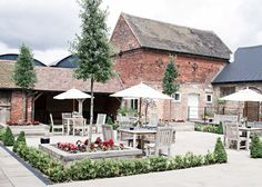 Packingotn Moor wedding venue in the West Midlands