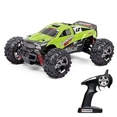 vatos rc car off road high speed 4wd 40kmh 124 scale 50m