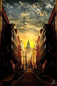 Galata Tower, Istanbul Just absolutely gorgeous- maybe we should run a trip here one day?