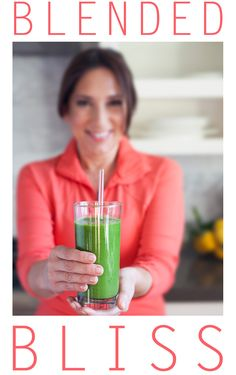 Blended Bliss  7 Fabulous Smoothies for Spring…