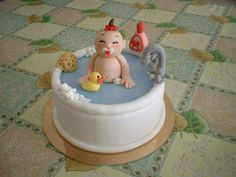 Torta bimba vasca