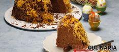 Receita de Ninho de Páscoa. Descubra como cozinhar Ninho de Páscoa de maneira prática e deliciosa com a Teleculinária!