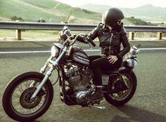 The International Sportster and Buell Forum Harley Davidson Street, Harley Davidson Sportster, Lady Biker, Biker Girl, Badass Motorcycle Helmets, Amf Harley, Bike Photoshoot, Custom Harleys, Biker Chick