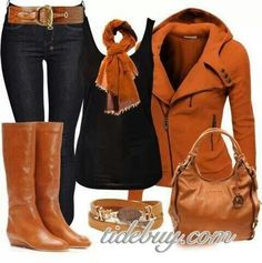 Is this burnt orange? Either way I'd rock it