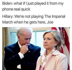When Hillary was OVER IT: | 19 Joe Biden Memes That Will Get You Through The Next Four Years