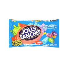 Jolly Rancher Hard Original Flavors Candy, 14 Oz Walmart.com ❤ liked on Polyvore featuring food