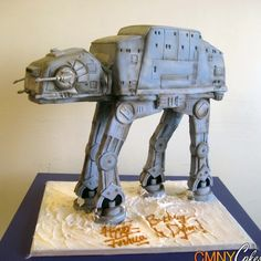 another cool Star Wars cake