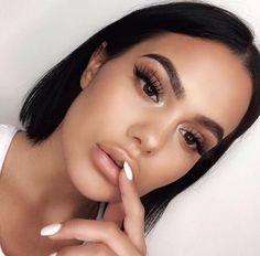 Makeup looks – Lush Makeup Ideas Full Face Makeup, Love Makeup, Skin Makeup, Makeup Inspo, Makeup Art, Makeup Inspiration, Prom Makeup, Wedding Makeup, Makeup Goals