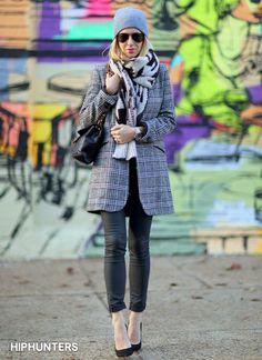 Brooklyn Blonde - Vote here! http://www.hiphunters.com/magazine/2013/12/18/womens-street-style-vote-14/