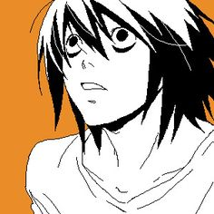 L Lawliet Fan Art — [x]
