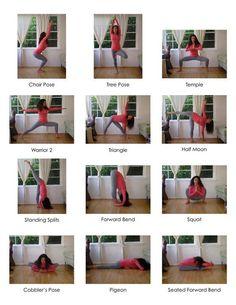 Mandy Ingber grounding yoga practice