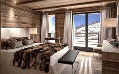 Luxury ski chalet offering mesmerizing views over the Matterhorn