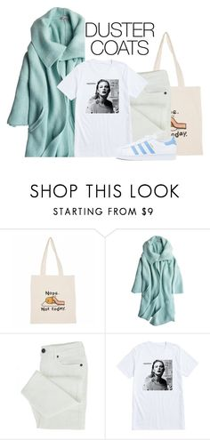 """""""nope not today"""" by faye-valentine on Polyvore featuring Calypso St. Barth and adidas"""