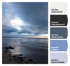 Photo by Valerie Simms-  Paint colors from Chip It! by Sherwin-Williams