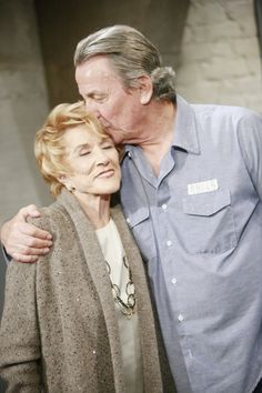 In Loving Memory of Jeanne Cooper Eric Braeden, Soap Stars, People Of Interest, Bold And The Beautiful, Young And The Restless, In Loving Memory, Celebs, Celebrities, Celebrity Couples