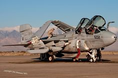 Grumman EA-6B Prowler JAMMER