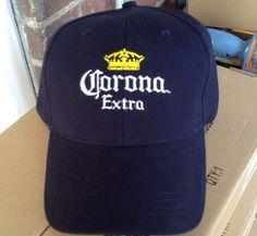 Corona Extra Beer Baseball Hat Golf Volleyball Beach NEW!!  corona  beer   728a3166f4d5
