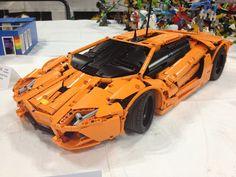 Lego Technic Lamborghini. Iconic