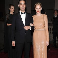 Andres Santo Domingo and Lauren Santo Domingo are on Vanity Fair's International Best-Dressed List.