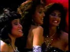 The Cover Girls ~ Because of You (1987)