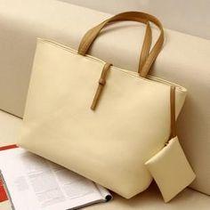 New Casual Totes Shoulder Handle Handbag For Women
