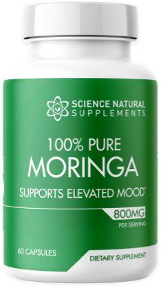 Vědecké přírodní doplňky - Moringa B1G3