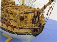 Ship model San Felipe / Saved by Stephen Lok