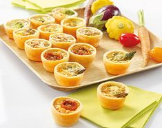 Finger Foods, Catering, Mini Quiches, Vegetarian, Healthy Recipes, Fresh, Foodies, Lovers, Catering Business