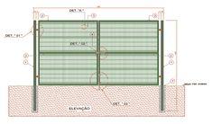 Soluções em Portões. Sitela Fabricante - ENGEFROM ENGENHARIA - http://www.engefrom-engenharia.com.br    Escritório técnico de prestação de serviços em engenharia civil.