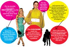 The Duo Behind Socialite Rank Confess How and Why They Did It -- New York Magazine - Nymag New York Socialites, Old Money, First Girl, Olivia Palermo, Number One, Pens, Magazine, Warehouse, Magazines