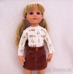 Oblečky pro panenky Gotz 50 cm - tričko - 1