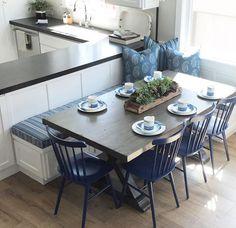 kitchen nook More