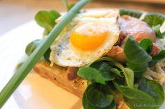 Cook & Celebrate: Kanapka z wątróbką z dorsza, musztardowe masełko, ...
