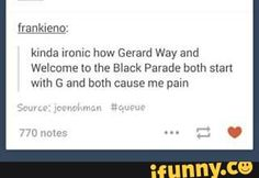 i always thought the G note was a sort of subtle thing for Gerard? is it not?
