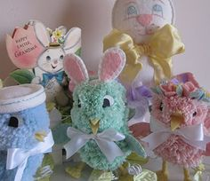 Creative Breathing easter - this wonderful person shares the instructions to her amazing pompom easter chicks...