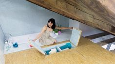 This Transformable Microapartment Has Secret Trap Doors Everywhere