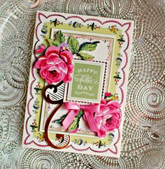 Hello friends, I wanted to share a few cards I created using Anna Griffin's Pretty Paintings card kit.   I love Anna's card kits. I always...