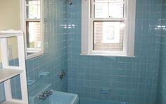 Top 13 Blue Bathroom Tile Ideas