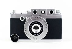 How cool is this iPhone case?  And you can add lenses to your iPhone with it too.    A few other fun cases are available as well: http://photojojo.com/store/awesomeness/iphone-rangefinder/mcpactions