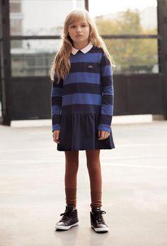 Lacoste- Moda Infantil