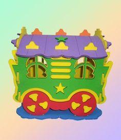 Resultados da Pesquisa de imagens do Google para http://images01.olx.com/ui/20/51/32/1337631347_380864932_1-Fotos-de--Festas-Infantil-EVA-Pecas-Enfeites-Vagao-do-Trem-1-EVA-Aniversario-Crianca-Decoracao.jpg