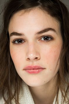 Michael Kors Collection Fall 2015 Ready-to-Wear Fashion Show Beauty