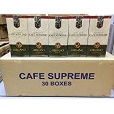 10 Box of Organo Gold Ganoderma Gourmet - Café sachets). ** Check this awesome product by going to the link at the image. (This is an affiliate link) Great Inventions, Instant Coffee, Sachets, Gourmet Recipes, Supreme, Box, Link, Awesome, Check
