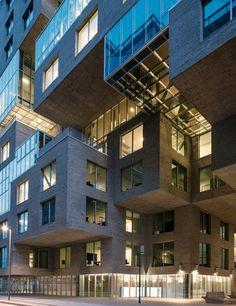 MVRDV completes Den Norske Bank Oslo