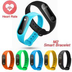 M2 Bluetooth Smart Bracelet smart band Heart Rate Monitor Wristband Fitness Tracker wearable devices Smart watch IP67 Waterproof