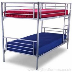 Bertie Metal Bunk Bed