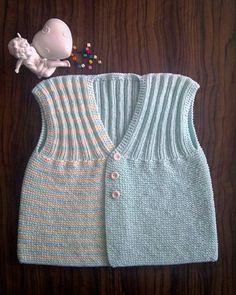Bir bebek yeleği daha,alıcısı sağlıkla mutlulukla kullansın...#bebekyelegi #bebekyelekleri #baby#babygirl #babyboy #babyknits #knittinglove… Vest, Summer Dresses, Knitting, Instagram, Fashion, Moda, Summer Sundresses, Tricot, Fashion Styles