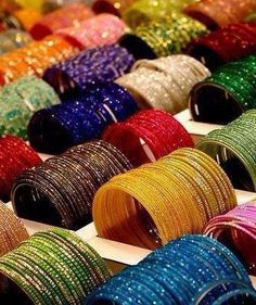 bangles - in every colour