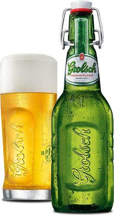 Grolsch Premium Pilsener (Holland)